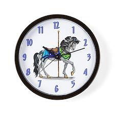 The Carousel Clock 2 Wall Clock