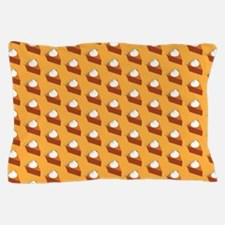 Pumpkin Pie Pattern Pillow Case