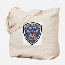 San Francisco PD Tote Bag