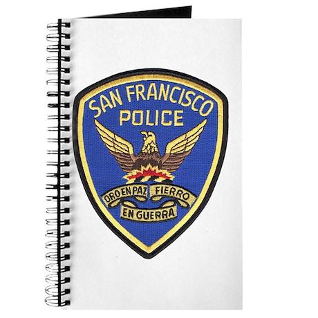 San Francisco PD Journal
