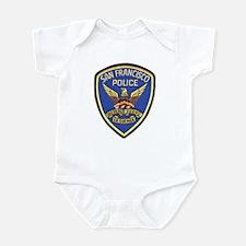 San Francisco PD Infant Bodysuit