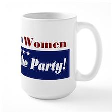 Republican Women Mug