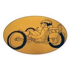 Cute Bikers Decal