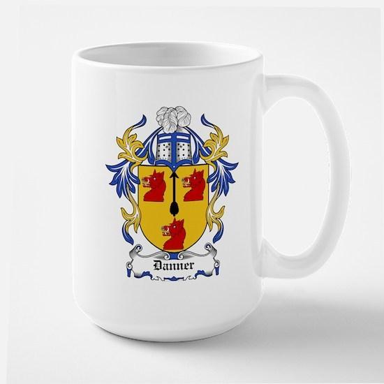 Danner Coat of Arms Mugs
