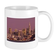 The City by the Bay Mug