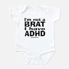 I have ADHD Infant Bodysuit
