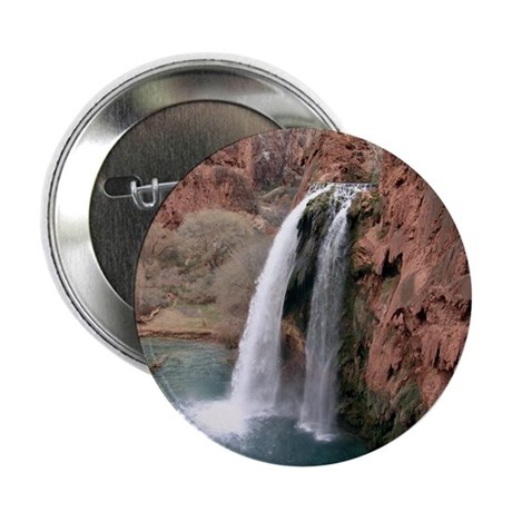 "Havasupai Falls 2.25"" Button (100 pack)"