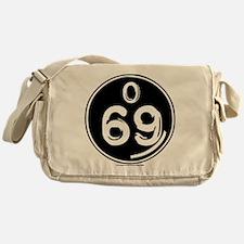 O 69 Messenger Bag