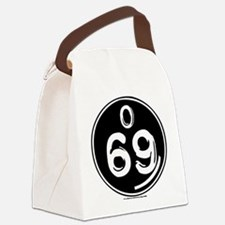 O 69 Canvas Lunch Bag