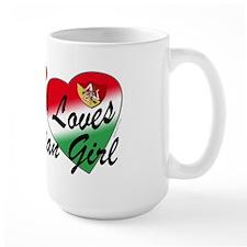 Loves a Sicilian Girl Mug