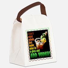 BLOODY MARY? ADD VODKA! Canvas Lunch Bag