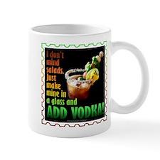 BLOODY MARY? ADD VODKA! Mugs