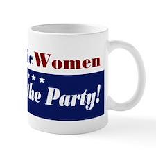 Democratic Women Mug