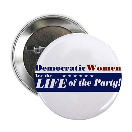 Democratic Women Button