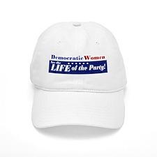 Democratic Women Baseball Cap
