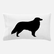 Flat Coated Retriever Pillow Case