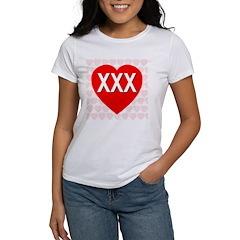 XXX Heart Giant Tee
