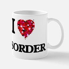 I love Disorder Mug