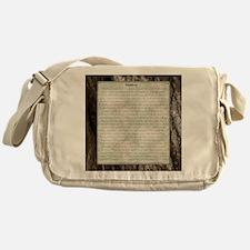 Psalms 91el Messenger Bag