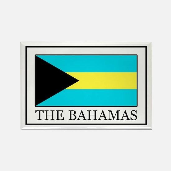 The Bahamas Rectangle Magnet