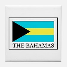 The Bahamas Tile Coaster