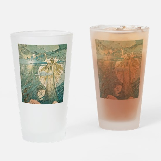 Enchantment Drinking Glass