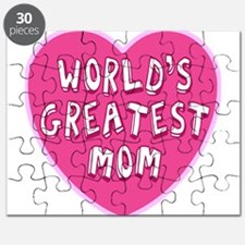 Worlds Greatest Mom Puzzle