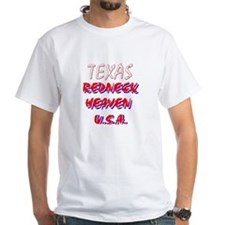 TEXAS Redneck Heaven USA Shirt