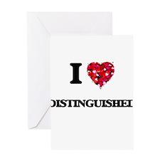 I love Distinguished Greeting Cards