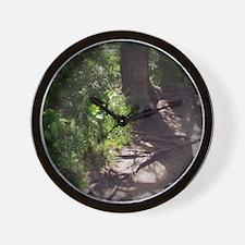 Cute Green lake wisconsin Wall Clock