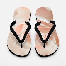 Soft Rose Flip Flops