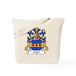 Angot Family Crest  Tote Bag