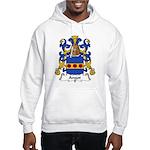 Angot Family Crest Hooded Sweatshirt
