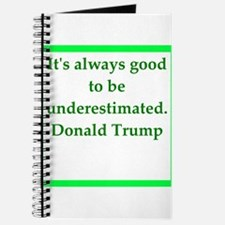 donald trump quote Journal