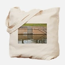 Danger Strong Current Tote Bag