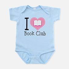 Funny I love librarian Infant Bodysuit
