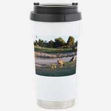 Which Wat To The Tee Stainless Steel Travel Mug