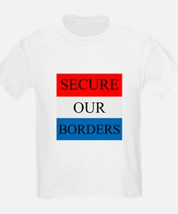 Secure Our Borders T-Shirt