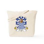 Anger Family Crest Tote Bag