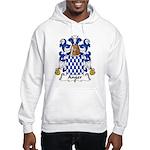 Anger Family Crest Hooded Sweatshirt