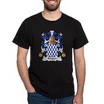 Anger Family Crest Dark T-Shirt