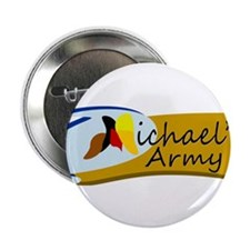 """MICHAELS ARMY 2.25"""" Button (100 pack)"""