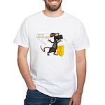 Rattachewie - White T-Shirt