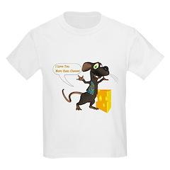 Rattachewie - Kids Light T-Shirt