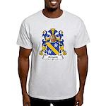 Amand Family Crest Light T-Shirt