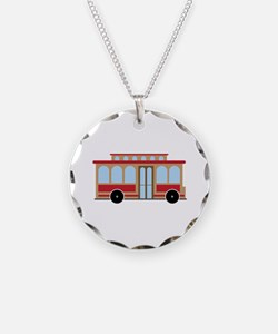 Trolley Necklace