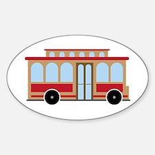 Trolley Decal