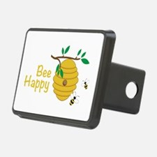Bee Happy Hitch Cover
