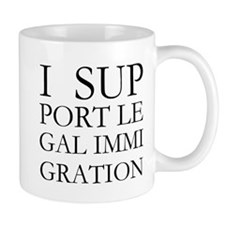 Immigration Mugs