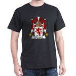 Allemand Family Crest Dark T-Shirt